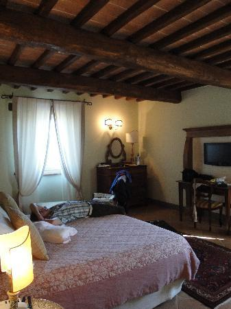 Fratta Todina, Italy: Our room