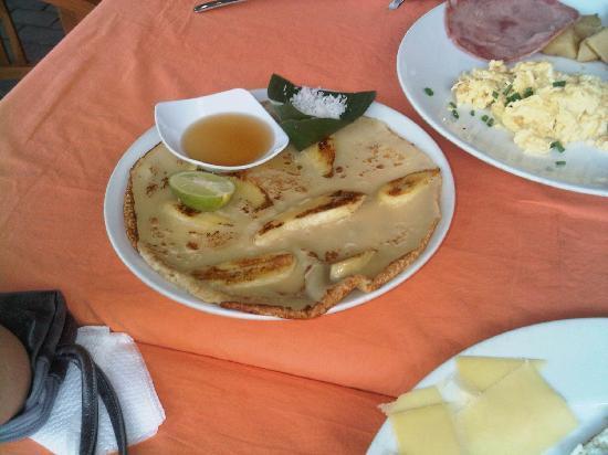 Tekor Bali: My Favourite Banana Pancake