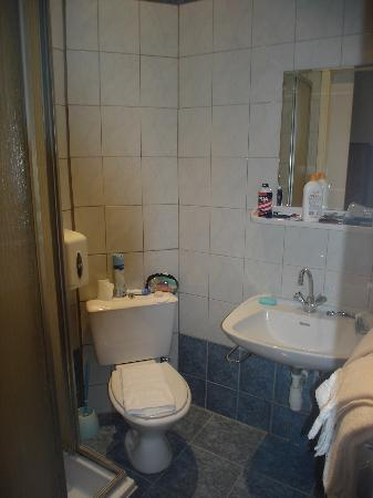 Hotel Azur Riviera: Bathroom