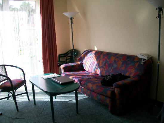Tropenhaus Bansin: das wohnzimmer