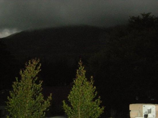Thunderstorm at George
