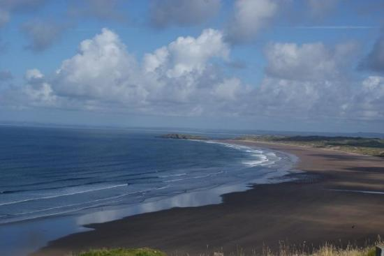 Rhossili Bay: The beautiful Gower