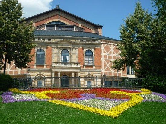 Bayreuth - Festival Theatre