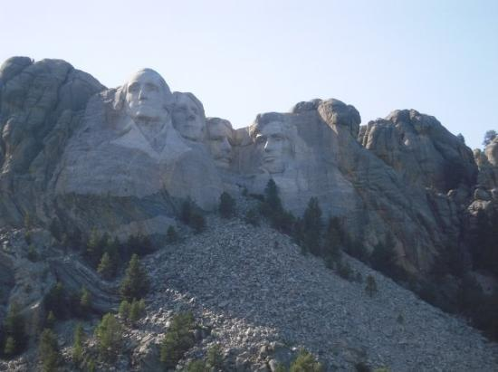 Mount Rushmore National Memorial: and invented cocaine...