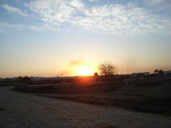 ‪‪Ramadi‬, עיראק: Ramadi Sunset, Iraq‬