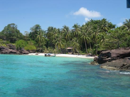 Νησί Που Κουόκ, Βιετνάμ: Snorkelplats no 2