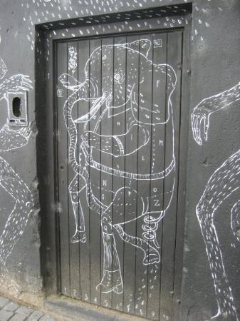 Merano (Meran), Italien: Street art