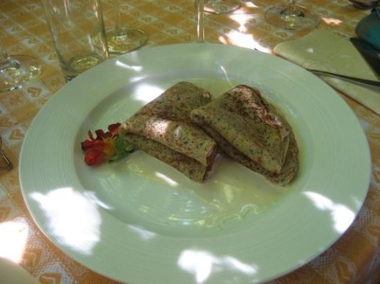 Merano (Meran), Italien: Crepes