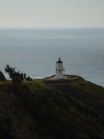 Cape Reinga, New Zealand: the furthest lighthouse in New Zealand and one of the oldest!!! still in use!!!
