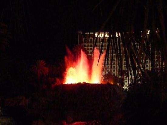 Bilde fra Mirage Volcano