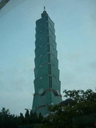 Xinbei, Taïwan : Taipei 101......