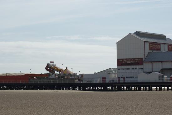 Грейт-Ярмут, UK: Great Yarmouth Pier