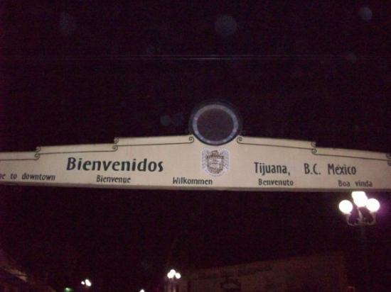 Tijuana Görüntüsü