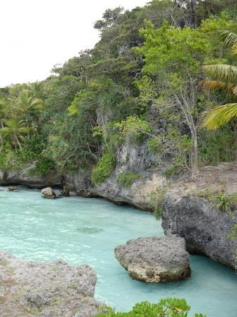 """Noumea, Nueva Caledonia: Plage du gîte """"Lilo rêve"""""""