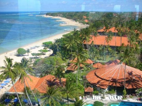 Bali Beach Hotel Sanur Indonesia