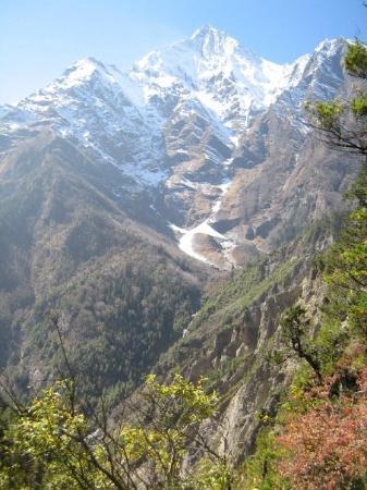 Annapurna Region, Nepal: 6775 Annapurna II