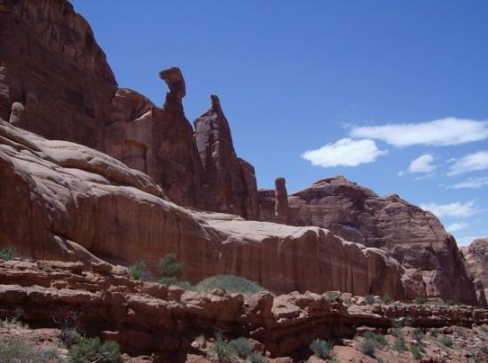 Moab Foto