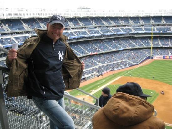 Bronx, NY: Bare ett baseball lag!