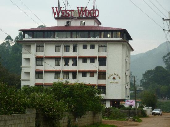 Westwood Riverside Garden Resorts: Westwood Riverside hotel