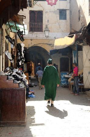 Fes - in the medina 3