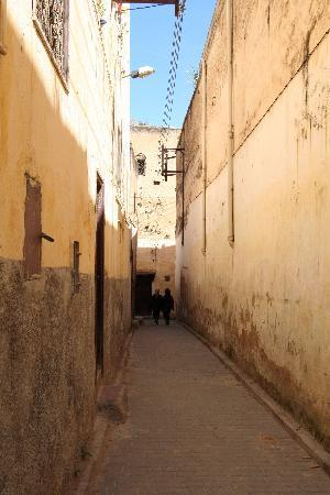 Fes - in the medina 2