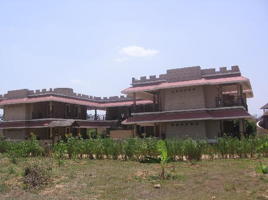 Mapple Bundela Tiger Retreat: View of all the rooms