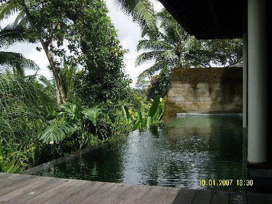 COMO Shambhala Estate: villa