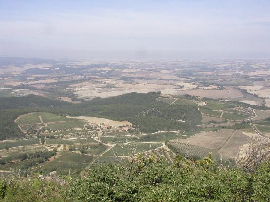 In Toscana - Day Tours: パノラマ風景