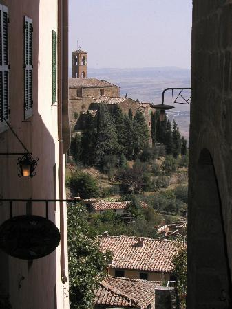 In Toscana - Day Tours: 丘のまち