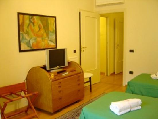 Relais Amore: Twin room