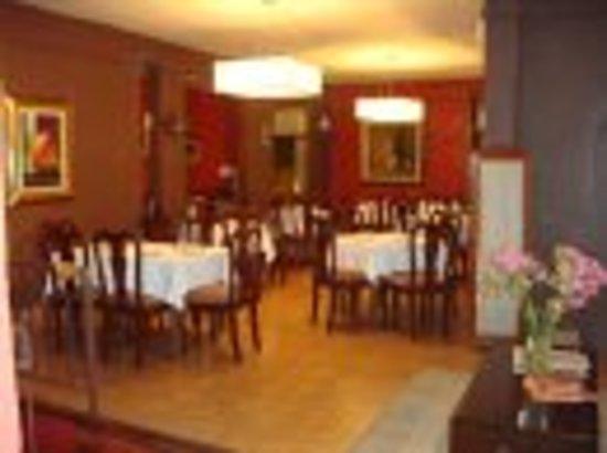 Restaurant Pizzeria IL Valentino: Comedor segundo nivel