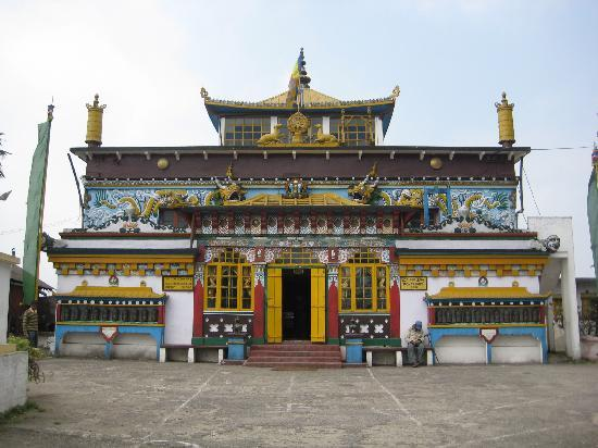 Darjeeling - Khush Alaya, A Sterling Holidays Resort: Ghoom Monastery, Darjeeling