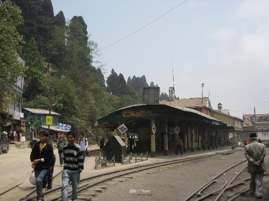Sterling Darjeeling: Ghoom Railway Station, Darjeeling