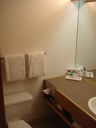 Rimouski, Canada: Bathroom