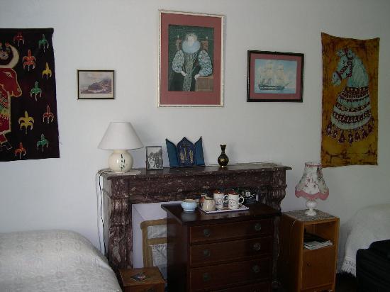 Manoir Au Pont Rouge : Our room