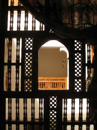 Riad Slawi: Through our bedroom window