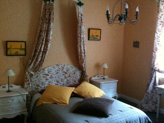 Villa Prémayac: Chambre Cérès
