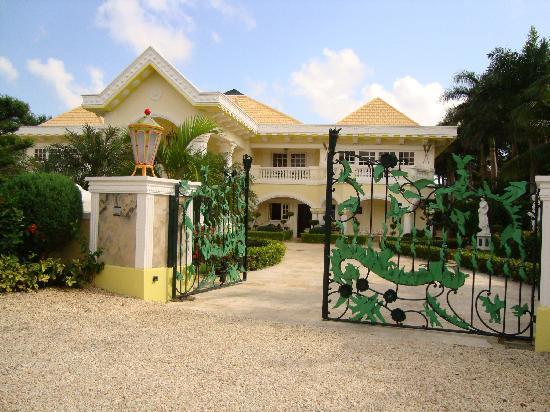 Casa de Campo Resort & Villas: UNA DE LAS VILLAS PRIVADAS