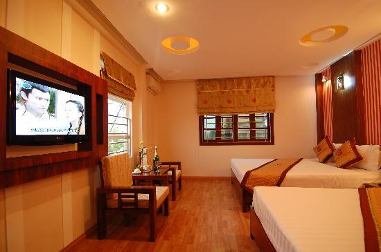 Golden Hotel Hanoi- Luxury family