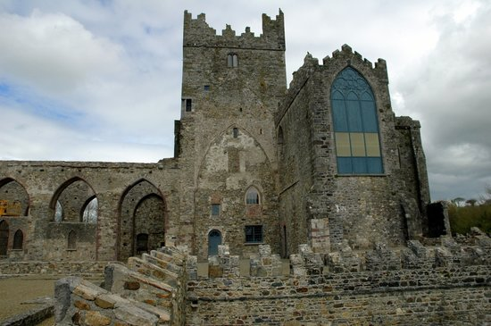 Wexford, Ireland: Tintern Abbey