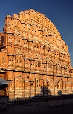 Jaipur, India: Hawa Mahal