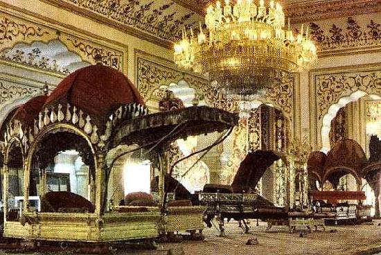 Jaipur, India: City Palace