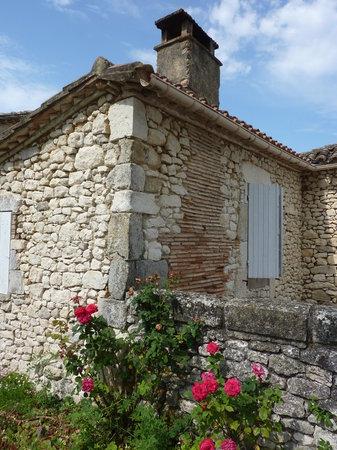 Parranquet, Франция: La facade exterieure