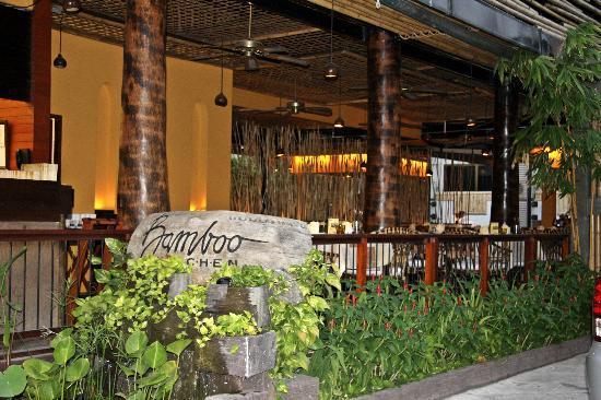 Bamboo House Phuket: Bamboo Kittchen