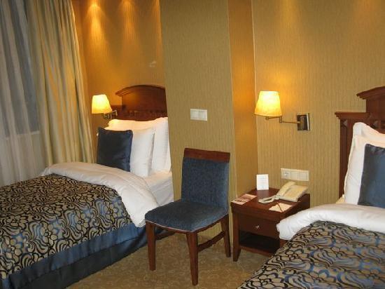 Hotel Mina: Habitación 1