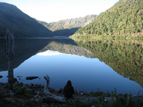 Red de turismo Comunitario Pehuenche Trekaleyin: Sendero Laguna Cauñicu