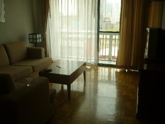 CNC Residence: lounge