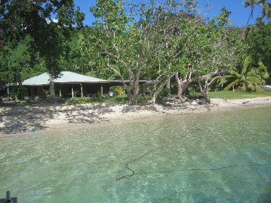 Lawaki Beach House: lawaki beach