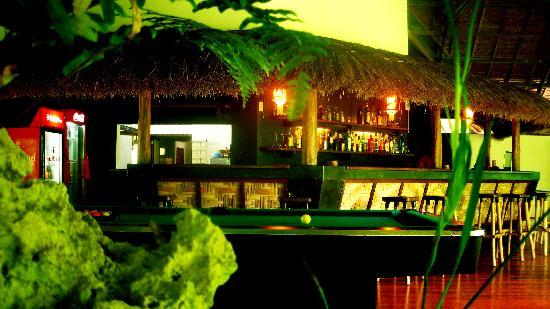 Kawayan Siargao Resort: Bar et Restaurant number one!!!