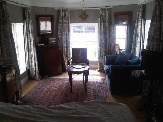 The Quay House: room 1